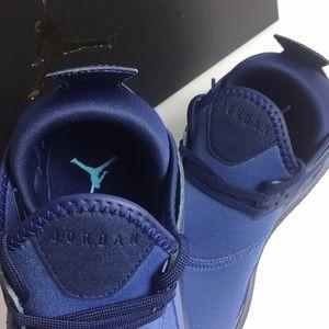 c2aabf986c6e Jordan Shoes - Nike Jordan Fly  89 Shoes Blue Moon Polarized NWT